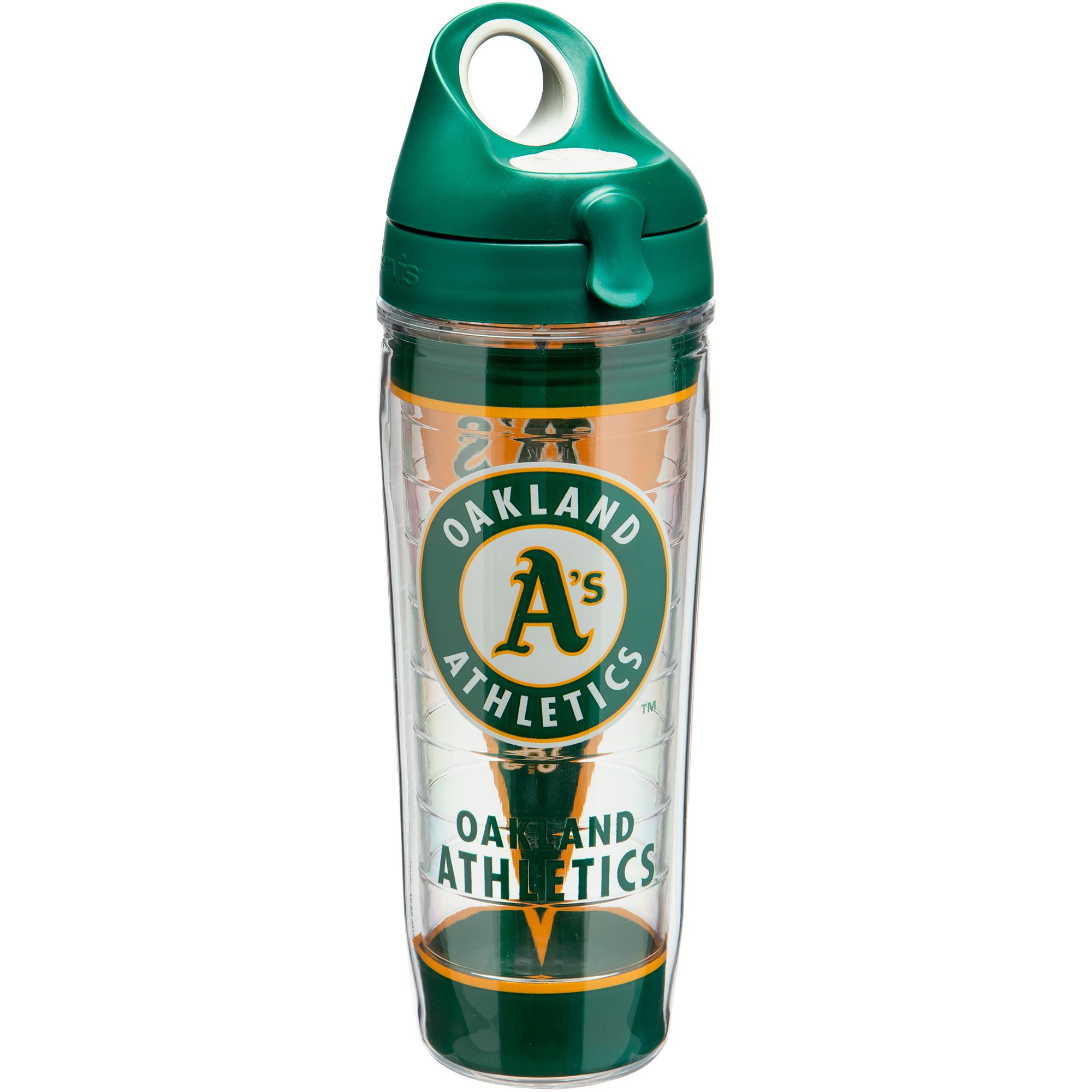 Oakland Athletics Tervis 24oz. Acrylic Water Bottle - No Size