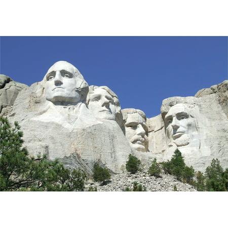 Mount Rushmore Fine Art Print