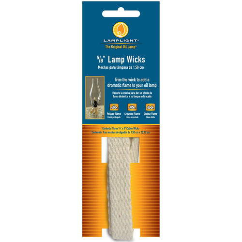 LamplightFarms Replacement Wick 3 Count (Set of 12)