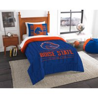 "NCAA Boise State Broncos ""Modern Take"" Bedding Comforter Set"