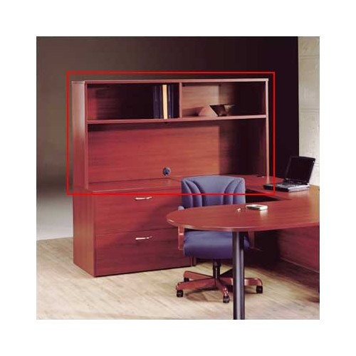 High Point Furniture Hyperwork 36.5'' H x 72'' W Desk Hutch