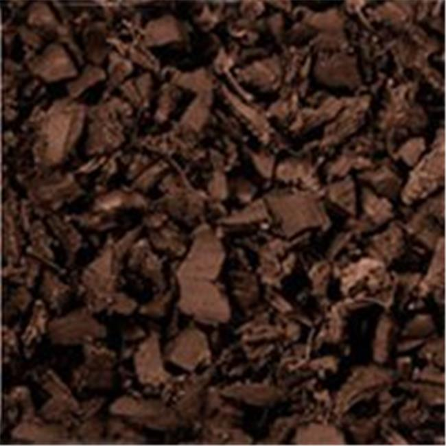 International Mulch Co NS08ET Rubber Nuggets-Earthtone
