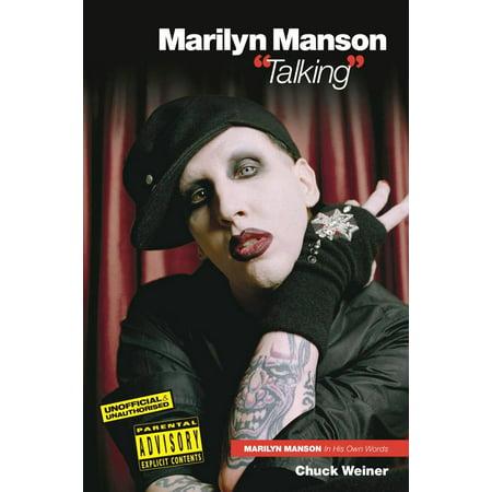 Marilyn Manson: 'Talking' - eBook](This Halloween Marilyn Manson Mp3)