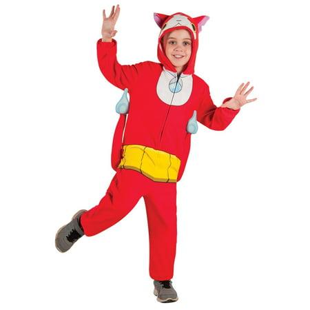 Yo Kai Watch: Jibanyan Child Costume S
