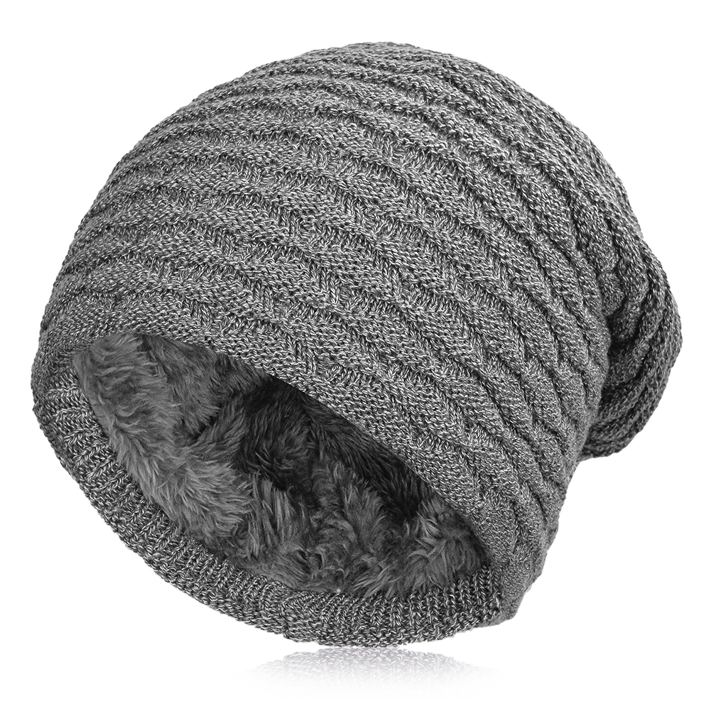 0599d6f26 Fitbest - Mens Womens Beanie-Fitbest Mens Womens Beanie Warm Knitted ...