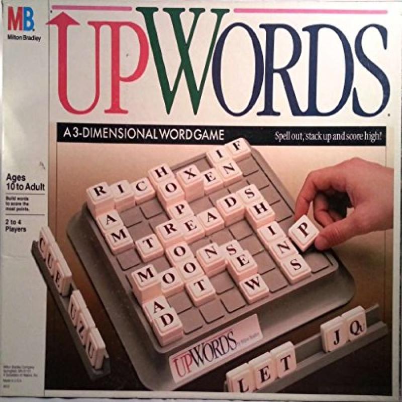 Upwords (1997 Edition) VG/EX