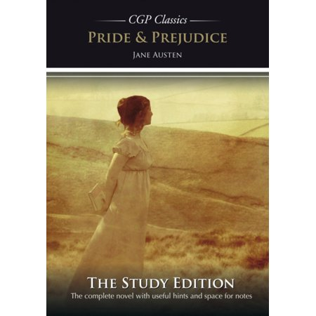 Pride and Prejudice by Jane Austen Study Edition (Jane Game)