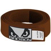 Bad Boy Kid's Jiu-Jitsu Gi Belt - K1 - Brown