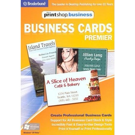 printshop business premier business cards - Walmart Print Business Cards