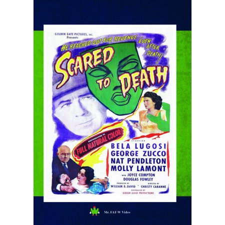 Scared to Death (DVD) - Good Scary Movies To Watch On Halloween