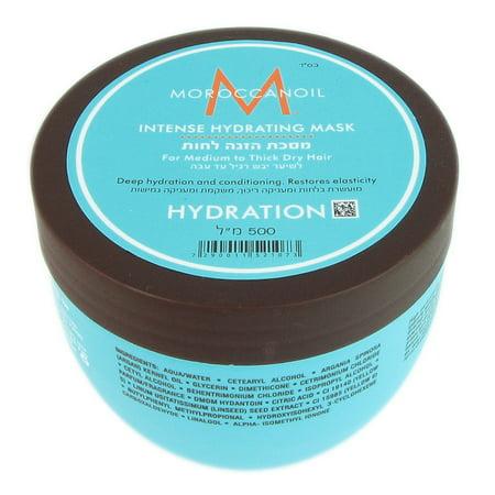 Moroccanoil Intense Hydrating Mask 16.9 oz 500 ml