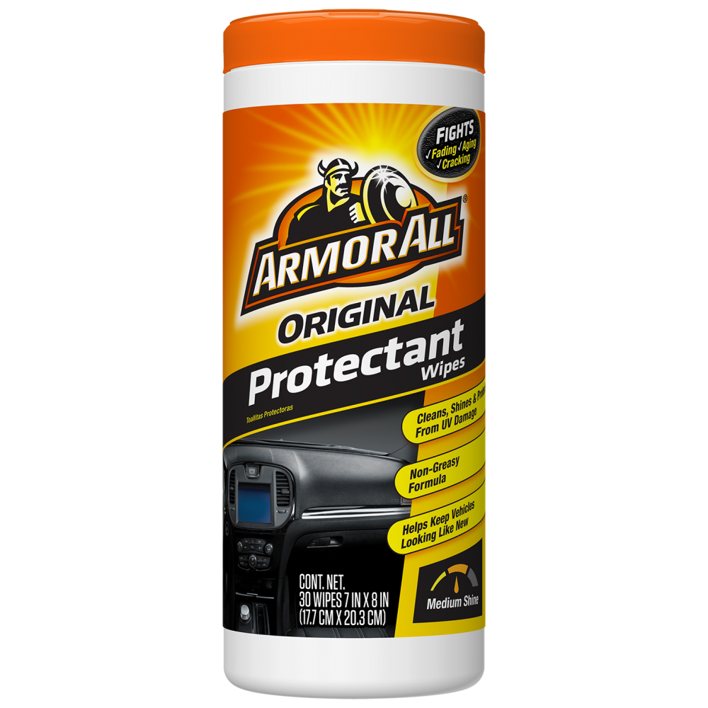 30-Count Armor All Original Protectant Wipes