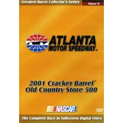 Nascar: 2001 Atlanta: Cracker Barrel 500 by Tm