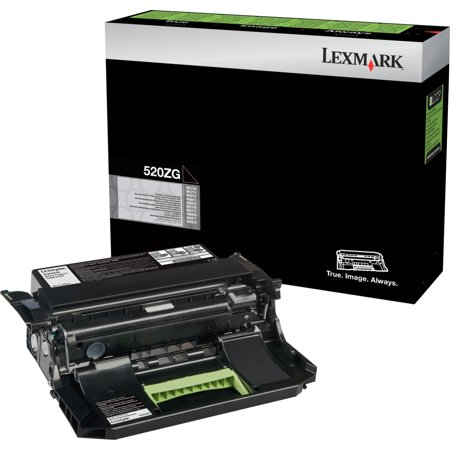 Lexmark 520ZG - 1 - black - printer imaging unit - LCCP LRP government (Printer Imaging Unit)