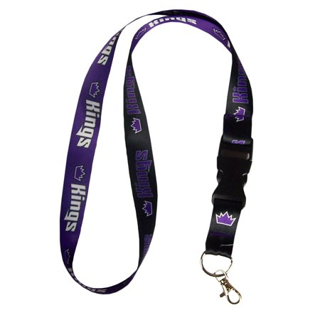 Sacramento Kings Official NBA 20 inch Lanyard Key Chain Keychain by Wincraft