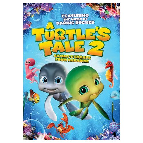 A Turtle's Tale 2: Sammy's Escape From Paradise (2013)