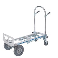 Zimtown 3-in-1 max 770 lb Capacity Convertible Hand Truck
