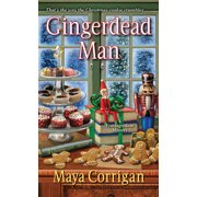 Five-Ingredient Mystery: Gingerdead Man (Series #7) (Paperback)