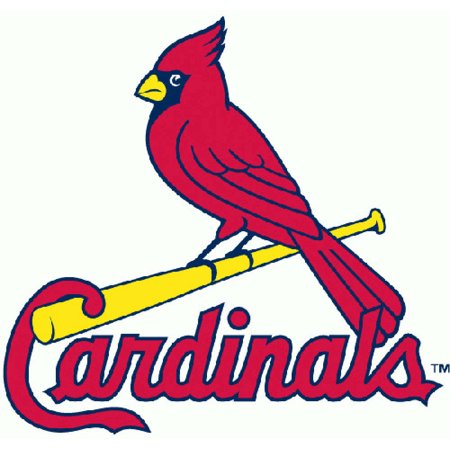 - St. Louis Cardinals Baseball Cards - 40 Different Topps Cards in a Collector's Album!!