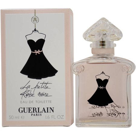 Guerlain La Petite Robe Noire for Women Eau de Toilette Spray, 1.6 oz