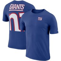 60498ca6c Product Image New York Giants Nike Performance Crew Champ T-Shirt - Royal
