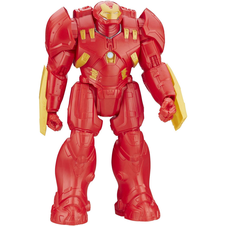 "Marvel Titan Hero Series Hulkbuster 12"" Action Figure"