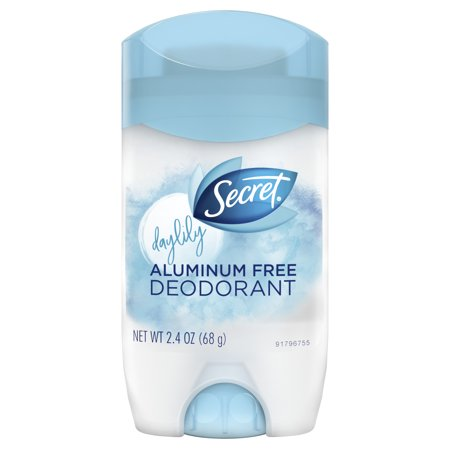 Secret Aluminum Free Daylily Deodorant - 2.4oz