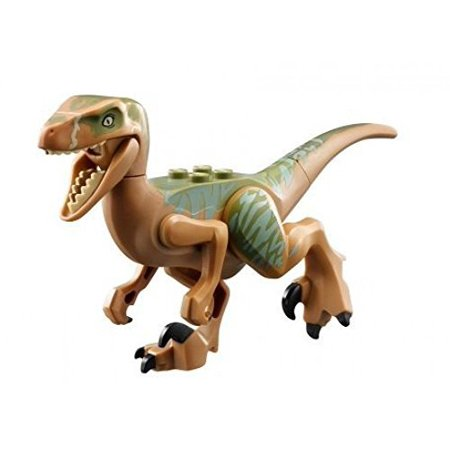 LEGO Jurassic World Park Dinosaur Minifigure - Echo Raptor (75920) - image 1 of 1