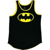 DC Comics Batman Logo Tank Top