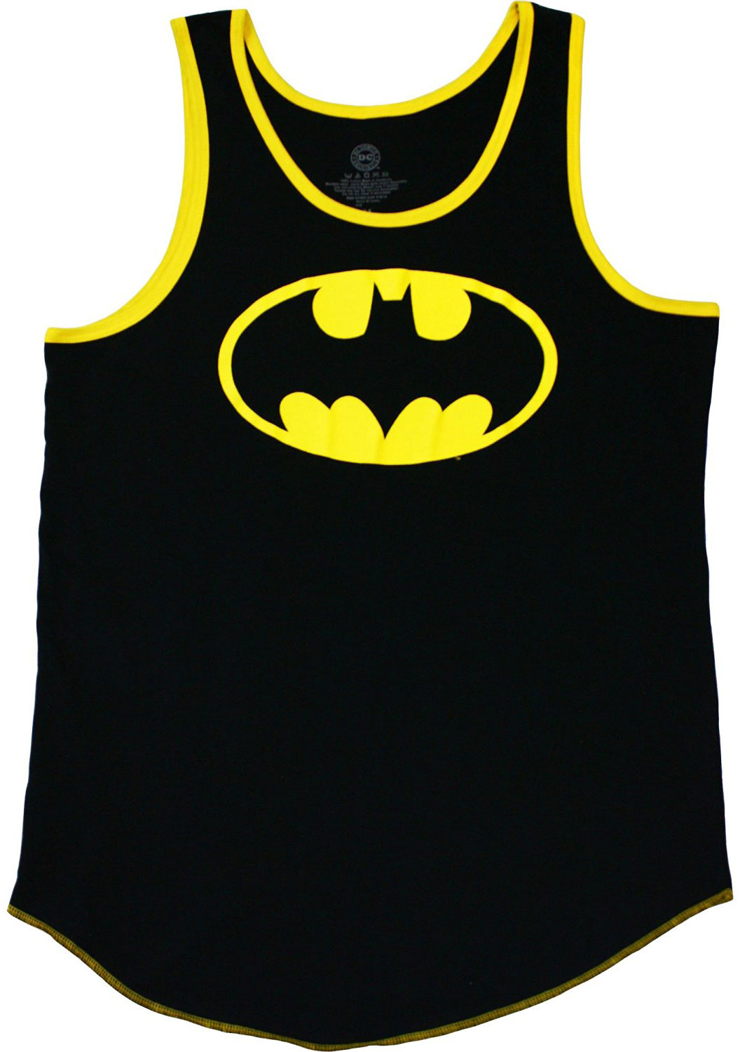 DC Comics Batman Logo Tank Top