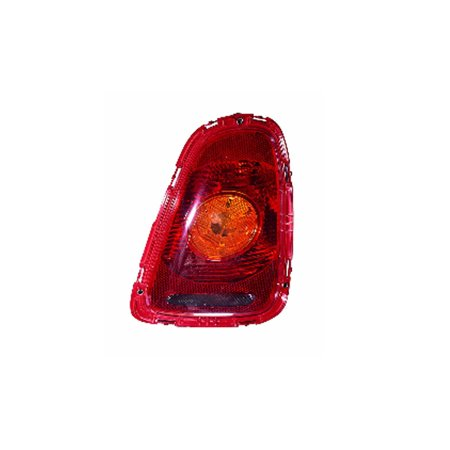 Replacement Passenger Side Tail Light For 08-09 Mini Cooper 63212757010