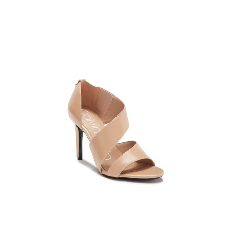 Calvin Klein Womens Niva Open Toe D-orsay Pumps