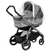 USA Rain System for Book Pop Up Stroller, Includes two rain covers one for the stroller seat and the