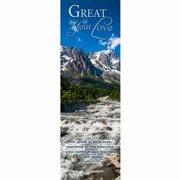 Banner-Great Love (2' x 6') (Indoor)