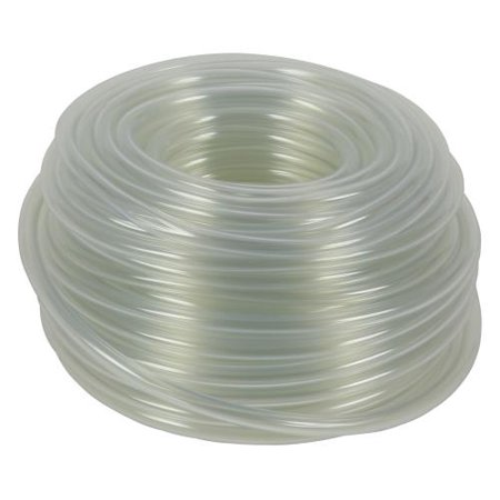 Hydro Flow Vinyl Tubing Clear 3/8 in ID x 1/2 in OD 100 ft ()
