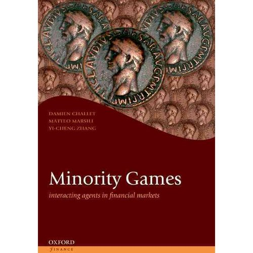 Minority Games: Interacting Agents in Financial Markets