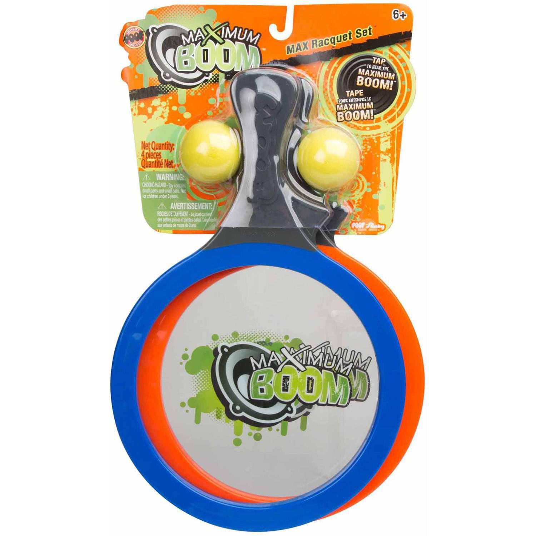 POOF Max Racquet Ball Set