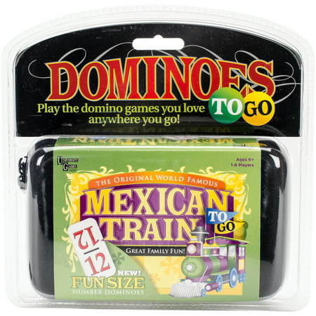- Mexican Train Dominoes To Go