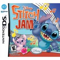 Stitch Jam Nintendo DS