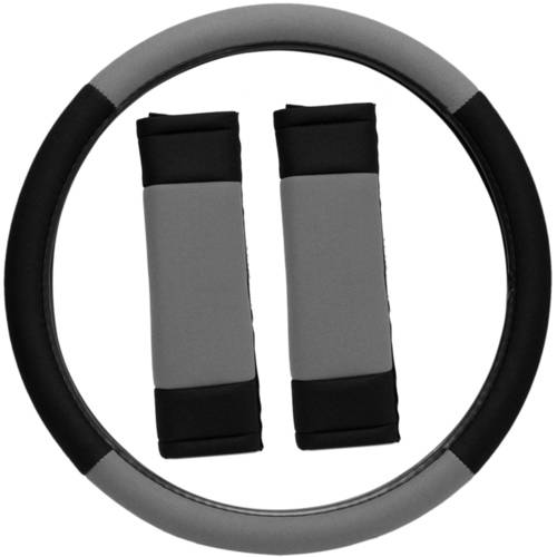 Custom Mesh Cloth Steering Wheel Cover for Autos Car/Truck/Van/SUV