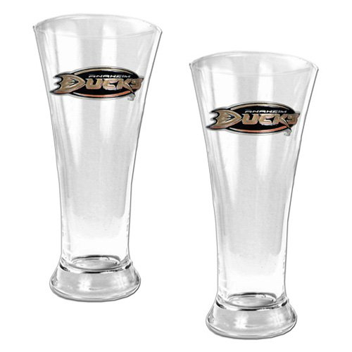 Great American NHL 19 oz. Pilsner Glass Set