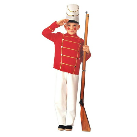 Kid's Toy Soldier Costume - Womens Toy Soldier Costume