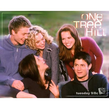 One Tree Hill  2003  11X17 Tv Poster