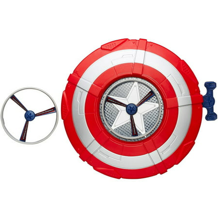 Marvel Avengers Age of Ultron Captain America Star Launch Shield - Captain America Shiels