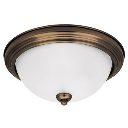 Sea Gull Lighting 77064s Ceiling Flush Mount 1 Light Energy Star Flush Mount Led