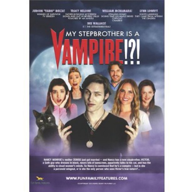 My Stepbrother Is a Vampire (DVD)