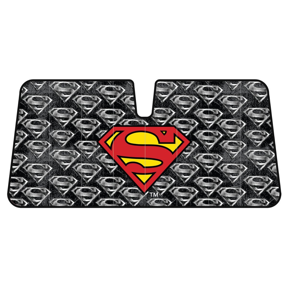 Universal Fit Warner Brothers Superman Sunshade