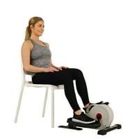 Sunny Health & Fitness Magnetic Under Desk Elliptical Peddler Exerciser - SF-E3872