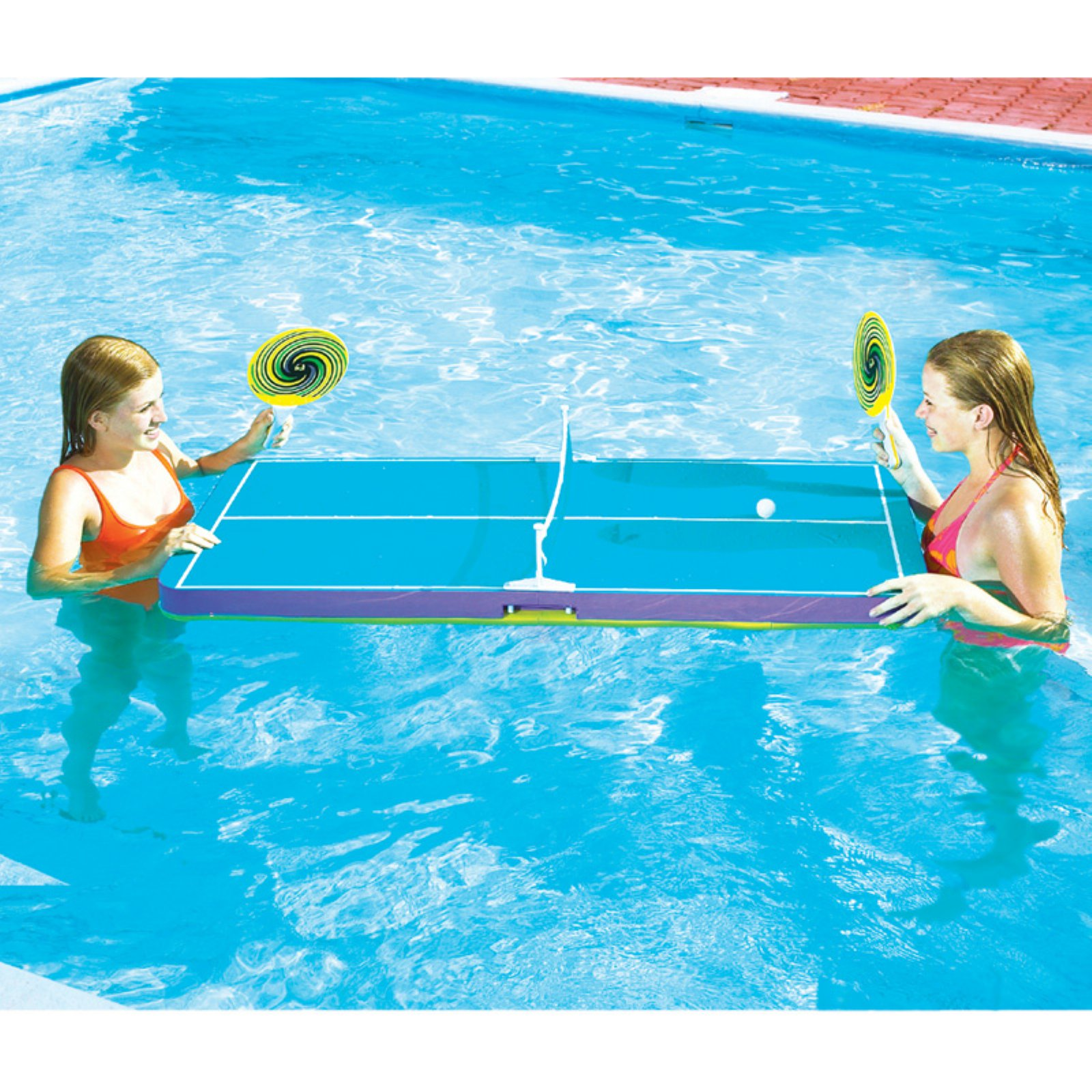 Swimming Floating Ping Pong Table Swimming Pool Toy