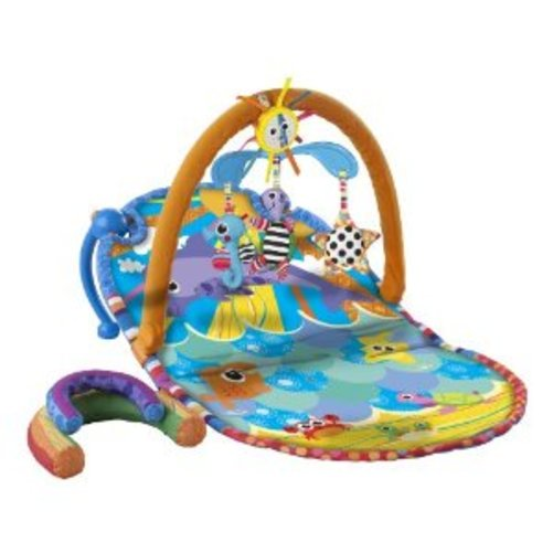 Lamaze Sit Up And See Gym Multi-Colored